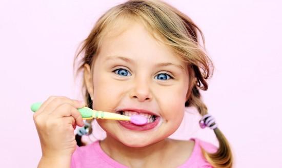 Ультразвуковая зубная щетка для детей 2