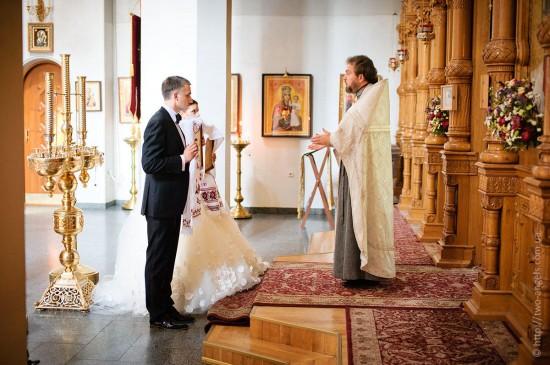 Венчание сквозь объектив профессионального видеооператора3