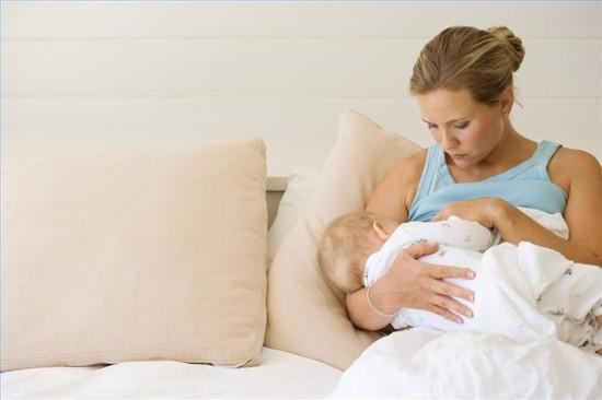 Основы правильного питания кормящей мамы1