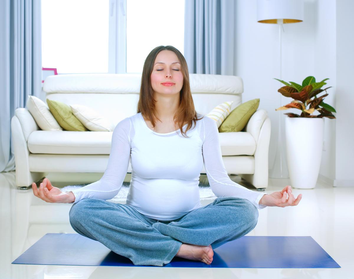 Чем заниматься во время беременности