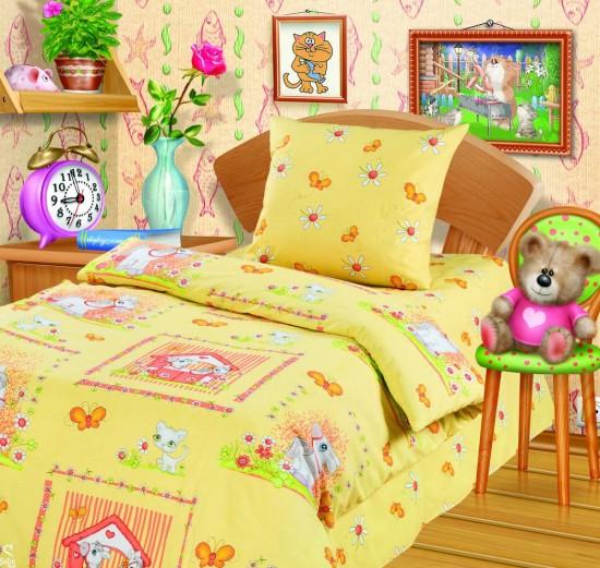 Детское постельное белье: как выбирать?2