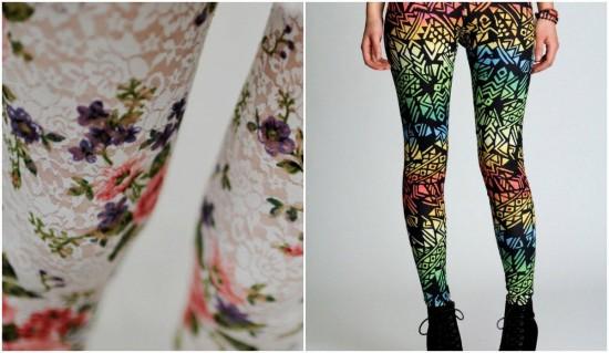 Модные тенденции в мире колготок 2