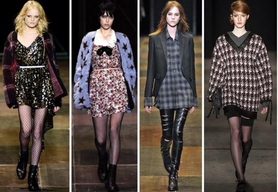 Модные тенденции в мире колготок