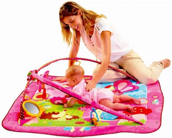 Начало взаимоотношений малыша с материальным миром2