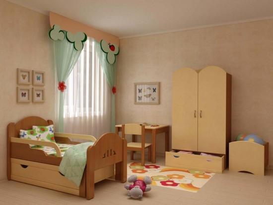 Подбор кровати для детей различного возраста1