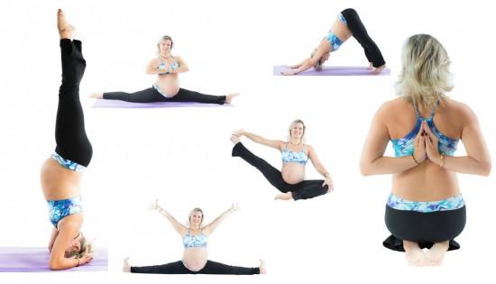 Полезная гимнастика для беременных1