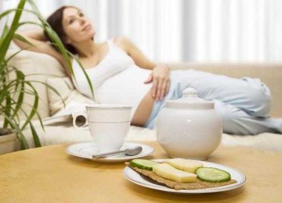 Полезные продукты для беременных женщин.3