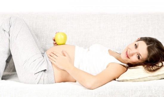 Последний триместр беременности. Правильное питание