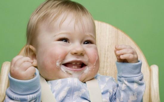 Правильность введения прикорма в рацион ребенка1