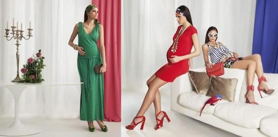 Удобная одежда для беременных в интернет магазинах
