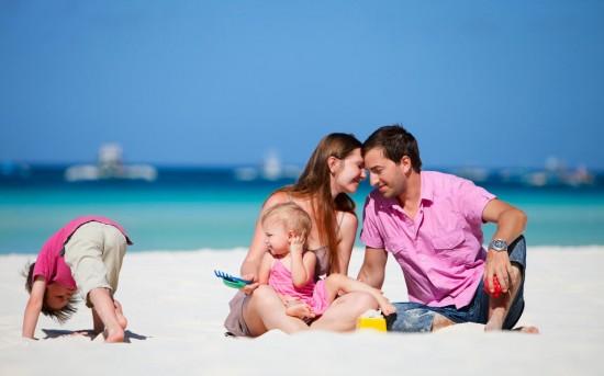 Где лучше останавливаться с детьми в другом городе или стране?2