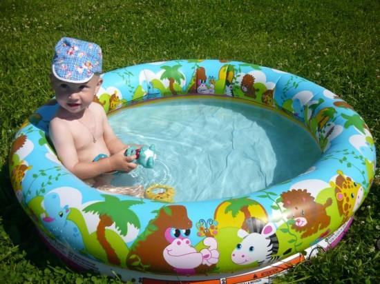 Как интересно провести каникулы с ребенком на даче?3