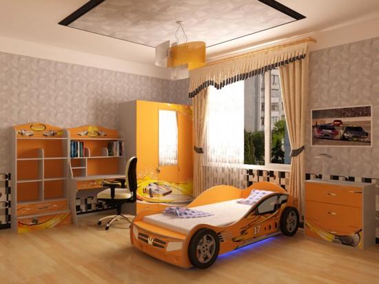 Как создать уютную детскую комнату?3