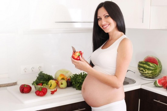 Красота и привлекательность во время беременности 2
