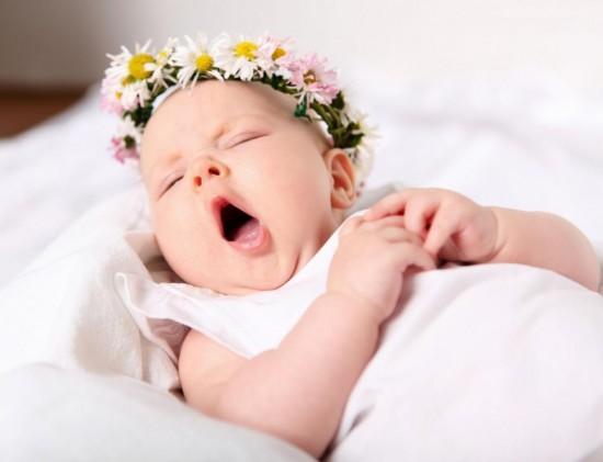 Крепкий сон – залог здоровья малыша