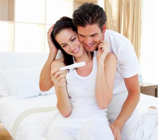 Первые десять симптомов наступившего зачатия.2