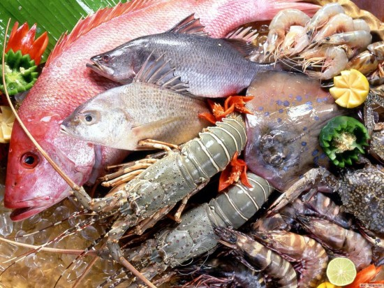 Питание при беременности рыбными продуктами.3