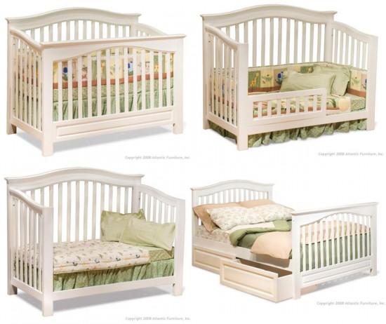 Выбор кроватки для будущего малыша