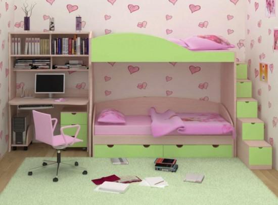 Как выбрать мебель для детской2