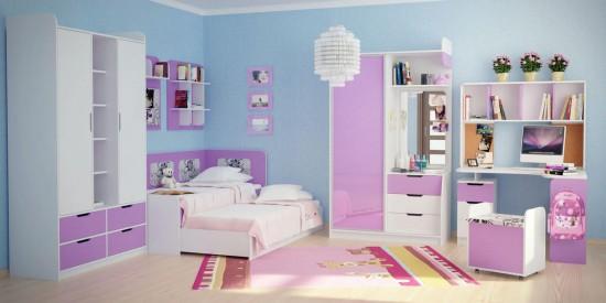 Как выбрать мебель для детской3