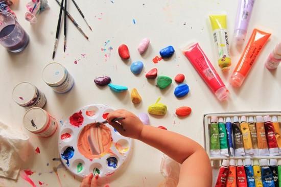 Как создать творческое пространство ребенку?1