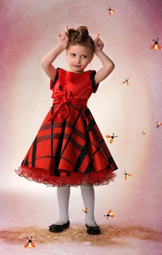 Платье – изысканность и неповторимость каждой девочки.1
