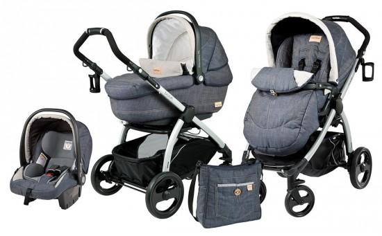 Популярные виды колясок для новорожденных2