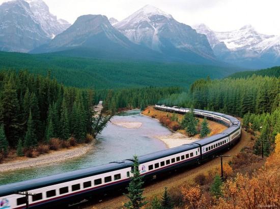 Путешествие поездом с маленьким ребенком