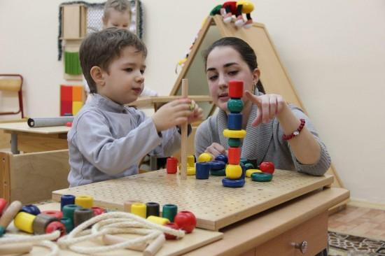 Развивающие игры с ребенком дошкольного возраста