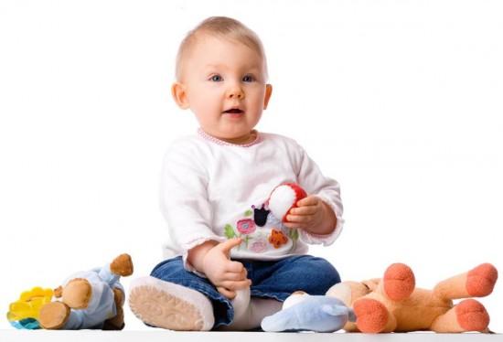 Раннее развитие детей от года