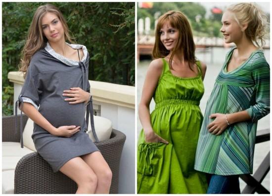 Что одеть во время беременности2