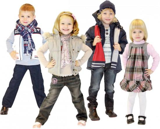 секонд хенд для детей