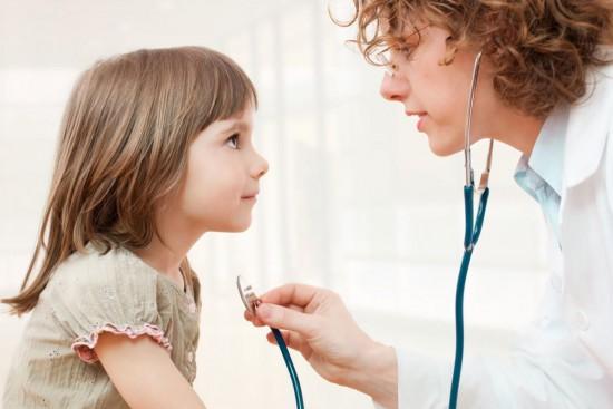 Детские болезни. Пневмония 3