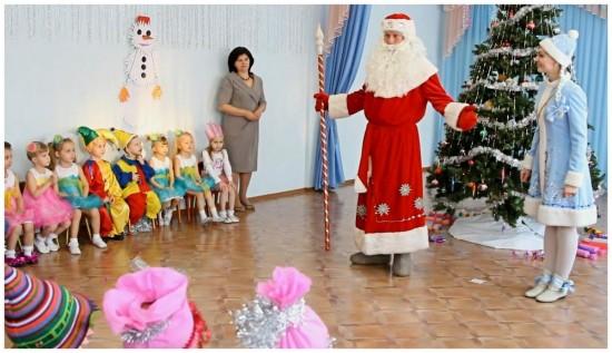 Как организовать Новый Год для ребенка3