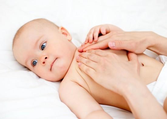 Маленькие радости большому счастью – делаем массаж ребенку!3