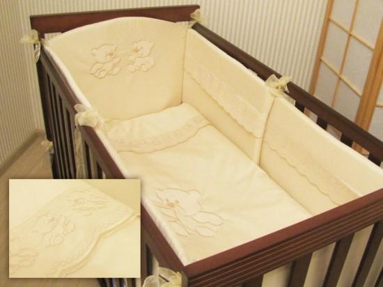 Матрас для детской кроватки2