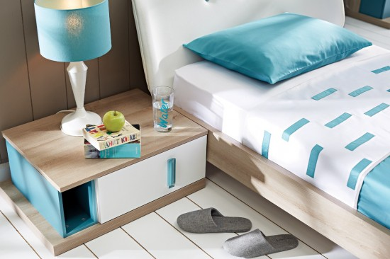 Обустройство спального места ребенка4
