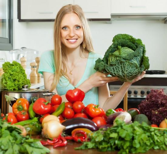 Полезные продукты для беременной женщины