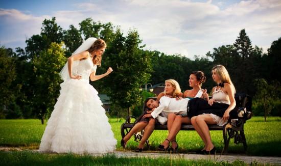 Счастливые моменты свадьбы: кистью фотографа...
