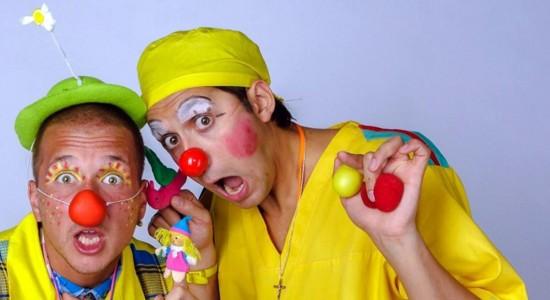 детские клоуны 2