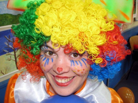 детские клоуны 3