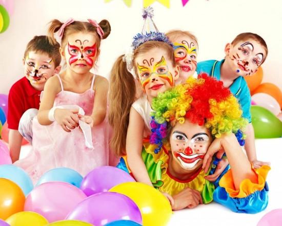 детские клоуны 5