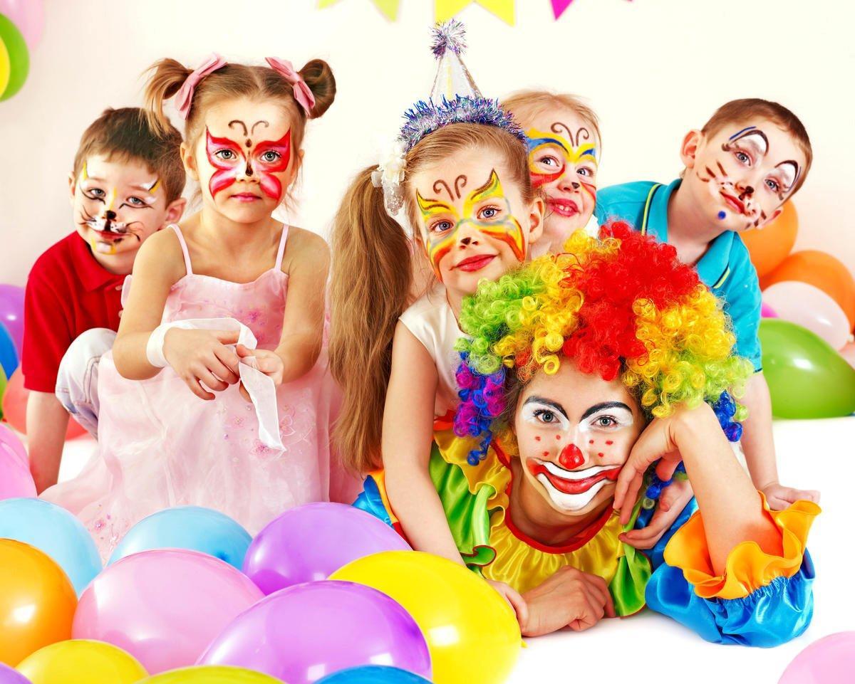 Конкурсы на день рождения с клоуном