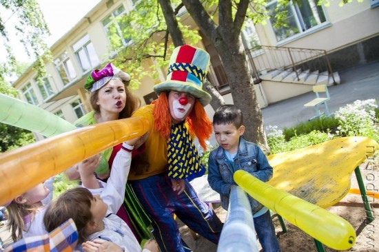 детские клоуны 6