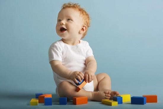 Во что поиграть с малышом