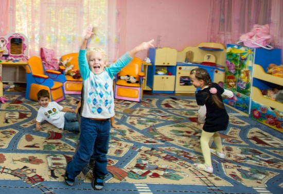 Дошкольное обучение ребенка2