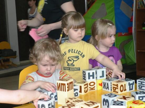 Дошкольное обучение ребенка5