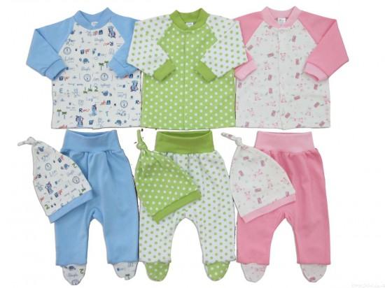 Как выбрать одежду для малыша.4
