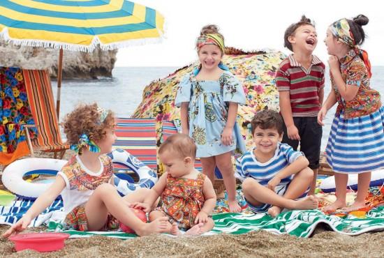 Как одеть малыша летом2