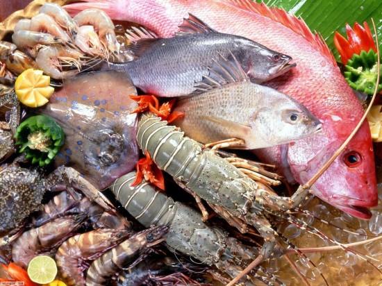 Можно ли беременным употреблять морепродукты?3